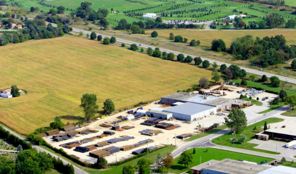 Wellmaster Aerial View