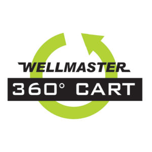 360 degree Cart Wellmaster greenhouse and nursery products