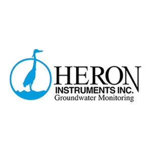 Heron Instruments inc Groundwater Monitoring Logo carried by Wellmaster Well Water Environmental products