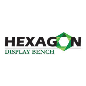 Wellmaster Hexagon Display Bench Greenhouse and nursery products