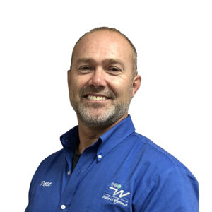 Pete Wiebe Assembly, Fabrication & Finishing Supervisor Wellmaster