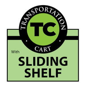 TC Transportation sliding shelf cart Wellmaster Nursery and Greenhouse Product