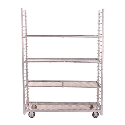 Side Sliding Carts - Wellmaster