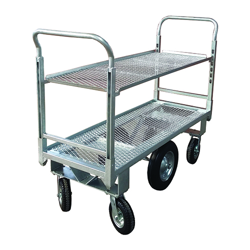 Cart from front