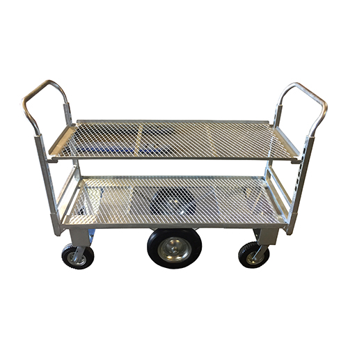 Cart from side