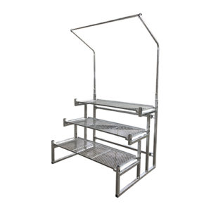 3 Tier Display Unit