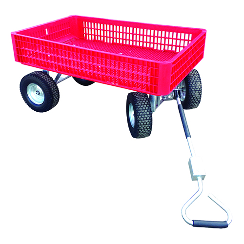 Red Garden Wagon