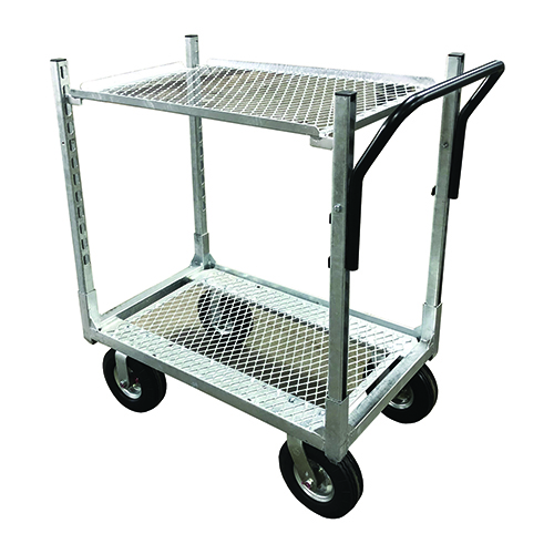 Garden Center Cart from reverse