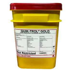 Quik-Trol Gold Dispersible Polyanionic Cellulose Ploymer