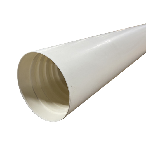 """2.50"""" x 10 Ft. Long, Schedule 40 PVC Pipe - Wellmaster"""