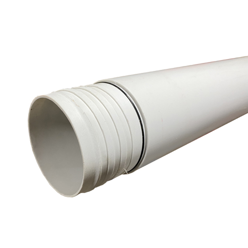 """3.00"""" x 10 Ft. Long, Schedule 40 PVC Pipe - Wellmaster"""