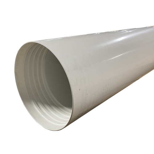 """6.00"""" x 10 Ft. Long, Schedule 40 PVC Pipe - Wellmaster"""