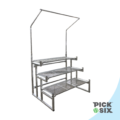 Fold Out Display Unit - Wellmaster